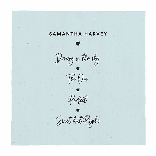 Covers EP by Samantha Harvey