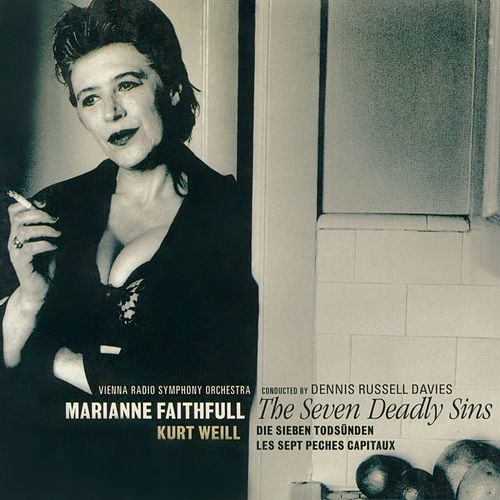 The Seven Deadly Sins de Marianne Faithfull