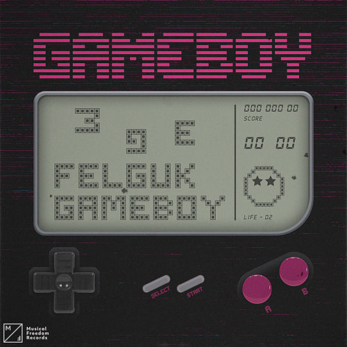 Game Boy by Felguk