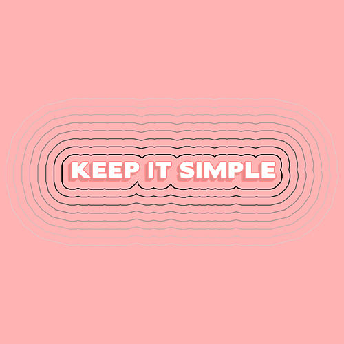 Keep It Simple (feat. Wilder Woods) (Acoustic) von Matoma