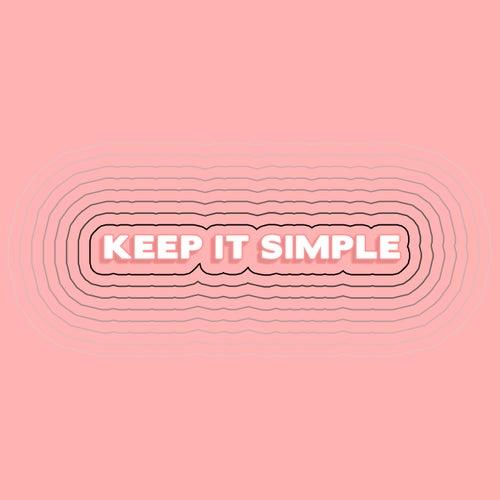 Keep It Simple (feat. Wilder Woods) (Acoustic) de Matoma