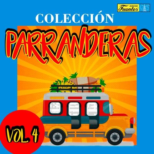Colección Parranderas (Vol. 4) de German Garcia