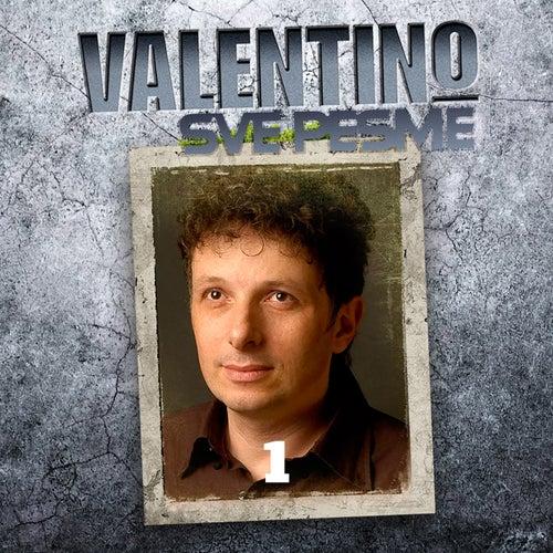 Sve Pesme 1 de Valentino