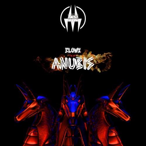 Anubis by Clowx