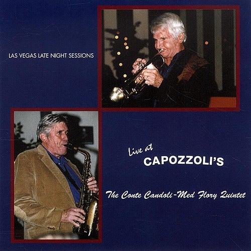 Live at Capozzoli's von Conte Candoli