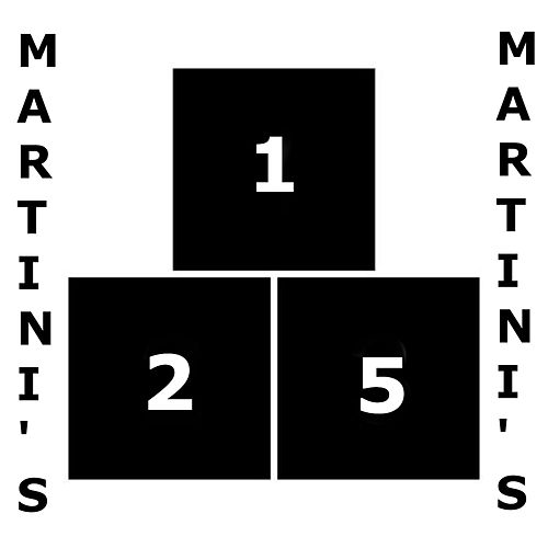 1-2-5 by The Martinis