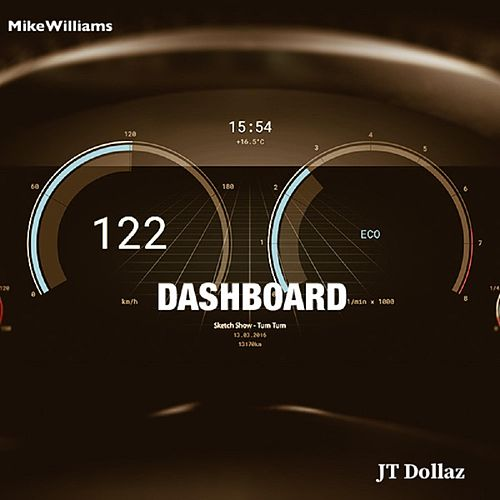 Dashboard by Mike Williams