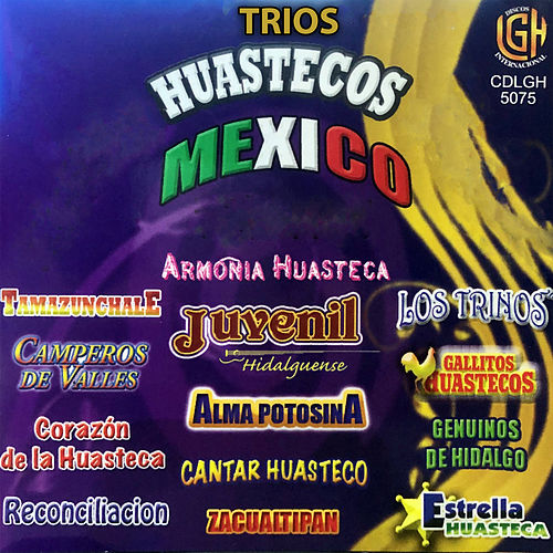 Trios Huastecos Mexico de German Garcia