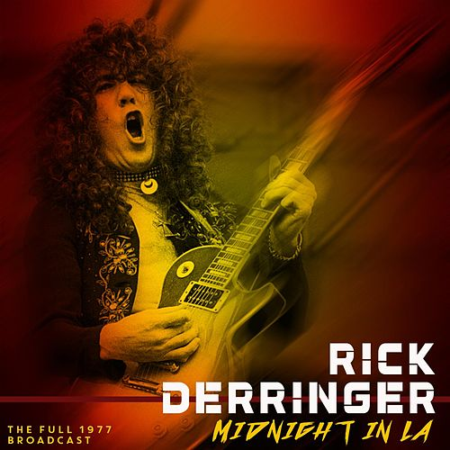 Midnight in L.A. de Rick Derringer