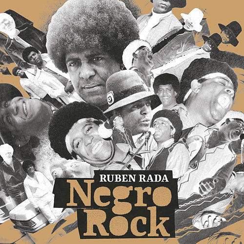 Negro Rock by Rubén Rada