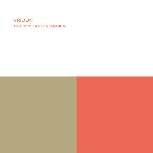 Vrioon by Alva Noto