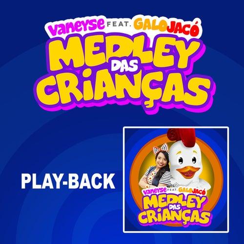 Medley das Crianças (Playback) de Vaneyse
