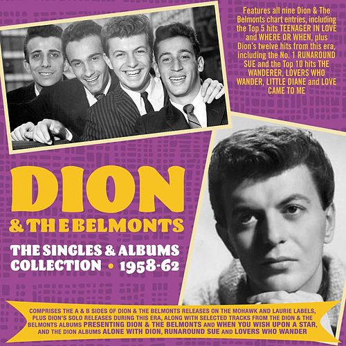 The Singles & Albums Collection 1957-62 by Dion