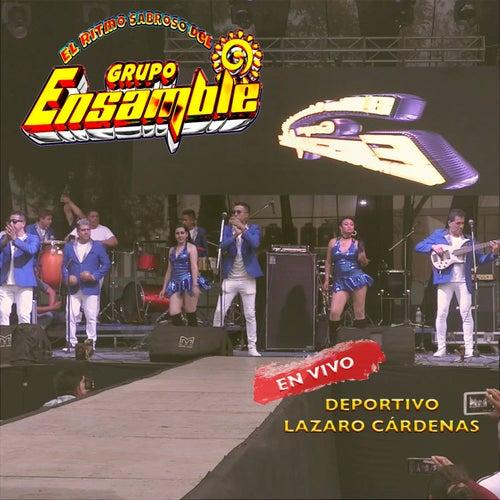El Ritmo Sabroso del Grupo Ensamble (En Vivo en Deportivo Lázaro Cárdenas) de Grupo Ensamble