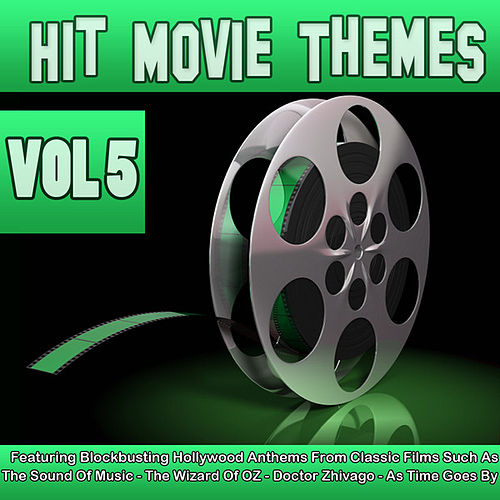 Hit Movie Themes Vol 5 by The New London Orchestra