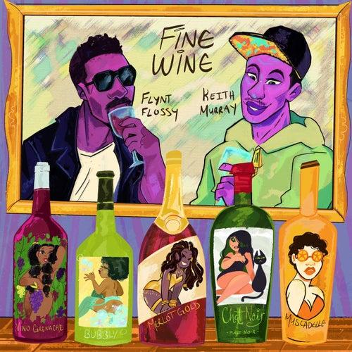 Fine Wine de Flynt Flossy