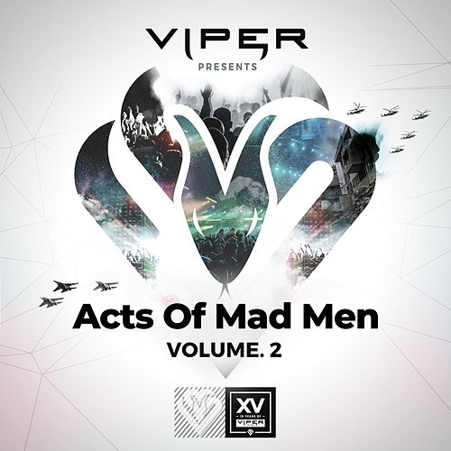 Acts of Mad Men, Vol. 2 by Dossa & Locuzzed