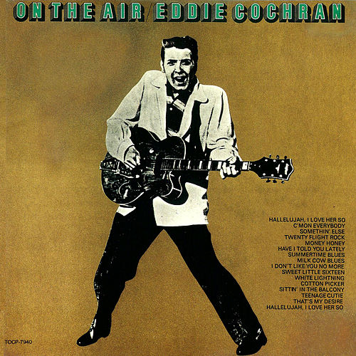 On The Air von Eddie Cochran