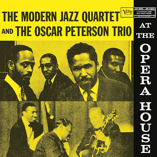At The Opera House (Live At The Chicago Civic Opera House,1957) de Modern Jazz Quartet
