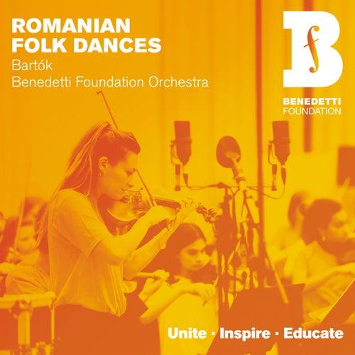 Romanian Folk Dances by Benedetti Foundation Orchestra