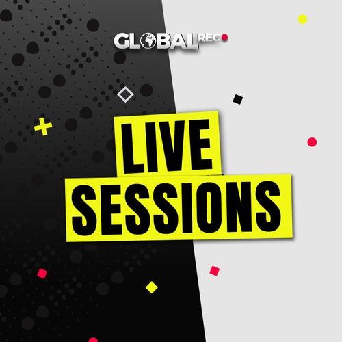 Global Rec (Live Sessions) de Roxen, Faydee, Raluka, DJ PROJECT, Antonia, Minelli, Alina Eremia, AMI