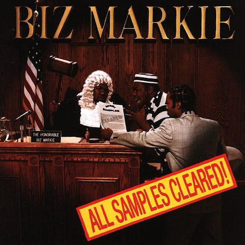 All Samples Cleared von Biz Markie