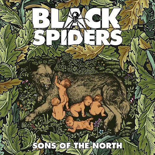 Sons Of The North de Black Spiders