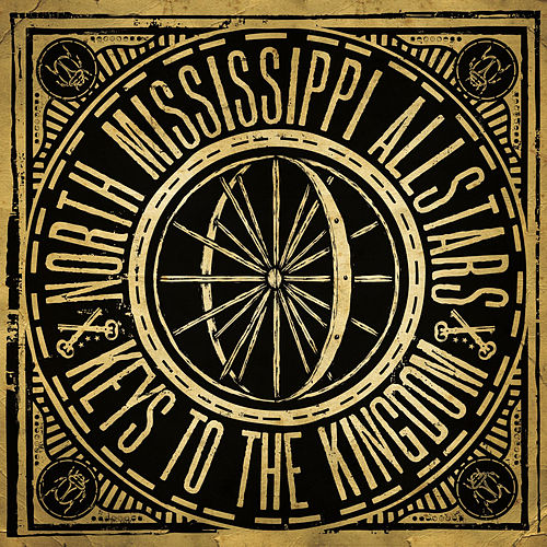Keys to the Kingdom by North Mississippi Allstars