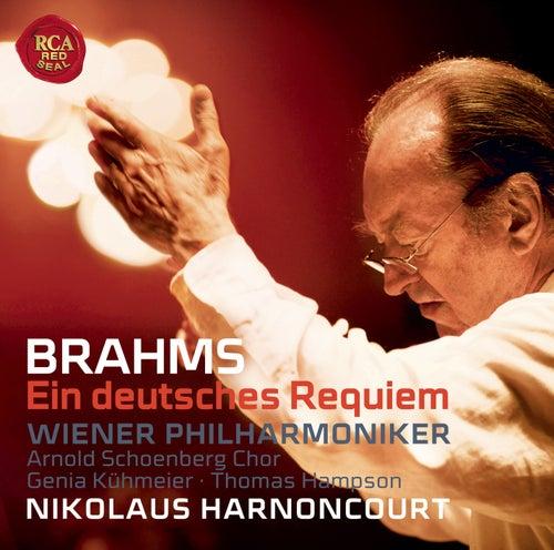 Brahms: Ein Deutsches Requiem, Op. 45 von Nikolaus Harnoncourt