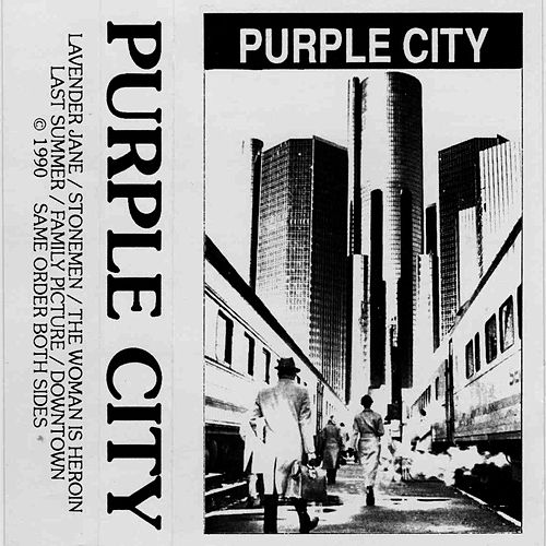 Purple City de Purple City