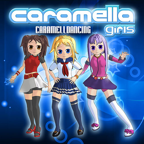 Caramelldancing de Caramella Girls