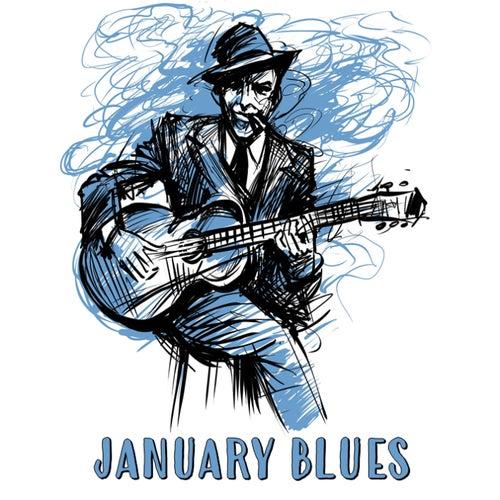 January Blues de Various Artists
