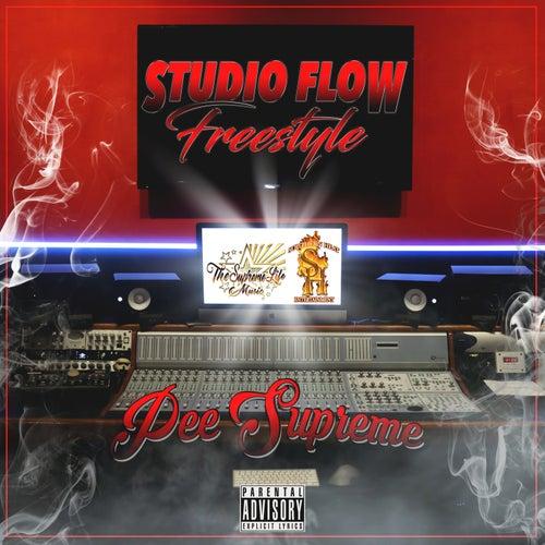 Studio Flow Freestyle (Dirty) de Pee Supreme