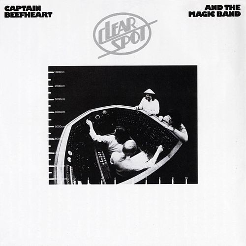 Clear Spot by Captain Beefheart