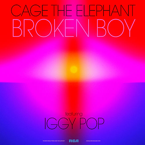 Broken Boy de Cage The Elephant