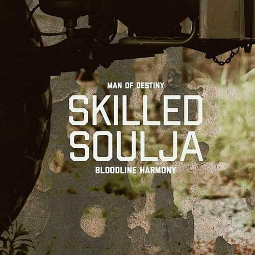 Skilled Soulja with Bloodline Harmony de Man Of Destiny