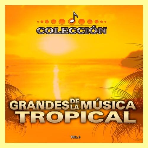 Colección 4 Grandes de la Música Tropical (Vol. 3) de German Garcia