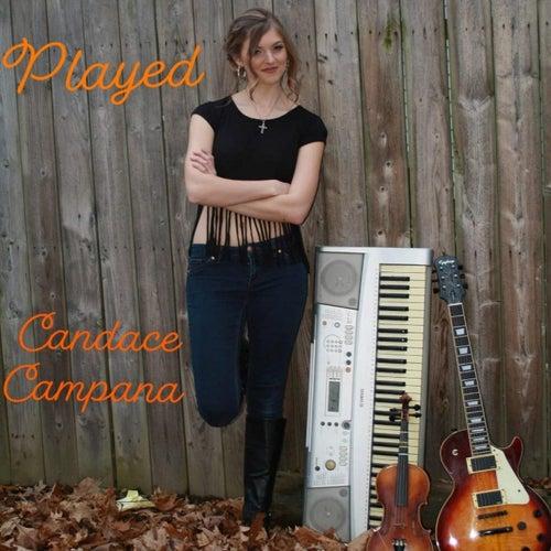 Played by Candace Campana