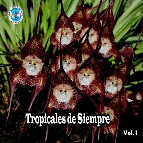 Tropicales de Siempre, Vol. 1 de German Garcia