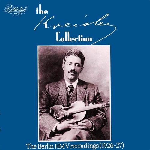 The Kreisler Collection – The Berlin HMV Recordings 1926-27 de Fritz Kreisler