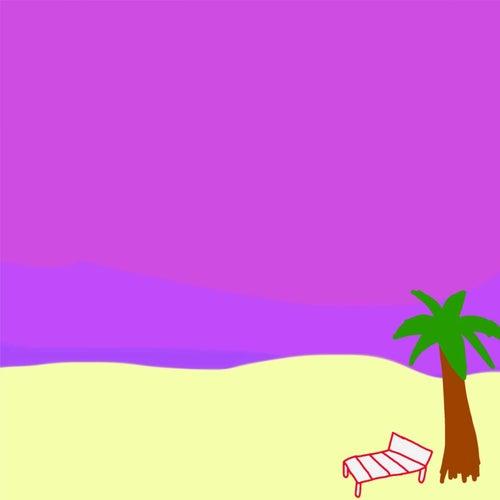 Фиолетовый закат by Kissveskiy
