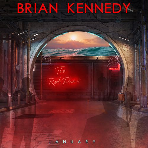 The Red Piano von Brian Kennedy