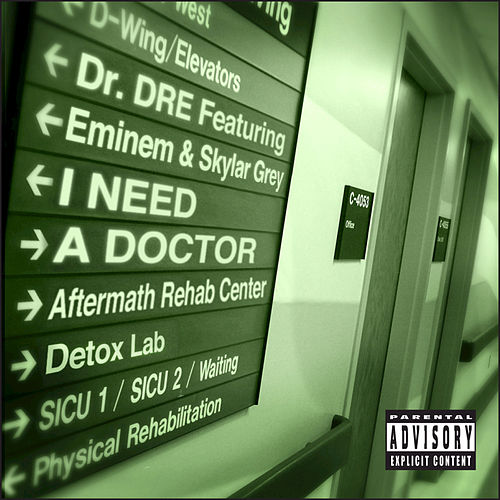 I Need A Doctor de Dr. Dre