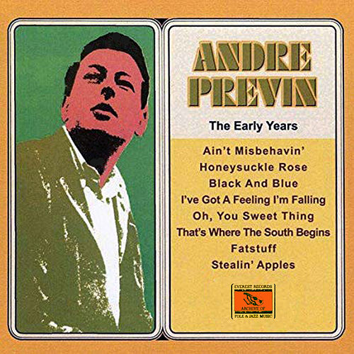 The Early Years by André Previn