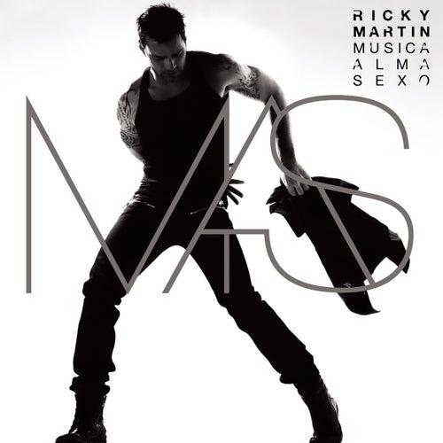 Música + Alma + Sexo de Ricky Martin