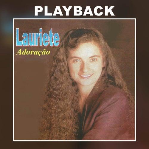 Adoração (Playback) by Lauriete