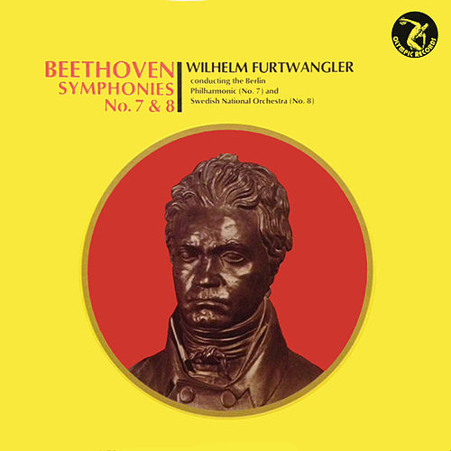 Beethoven: Symphonies Nos. 7 & 8 by Berliner Philharmoniker