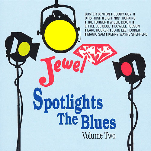 Spotlights the Blues Volume 2 by Lightnin' Hopkins