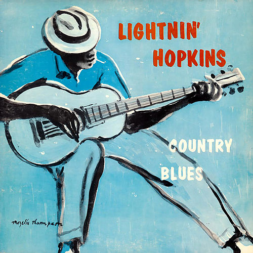 Country Blues by Lightnin' Hopkins