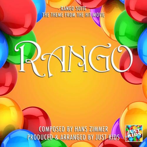 Rango Suite (From 'Rango') de Just Kids